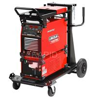 K12060-1WP Lincoln Invertec 300TPX DC TIG Welder Ready To Weld Water Cooled Package - 400v, 3ph