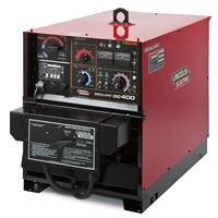 K1309-17 Lincoln Idealarc DC-400 Multi Process Welder 450A Power Source c/w meters, 400v 3ph