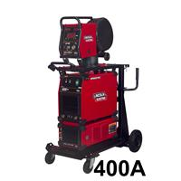 K14053-1-45-R Lincoln Speedtec 400-S - Ready to Weld Package
