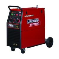 K14056-1 Lincoln Electric Powertec 305C Compact Mig Power Source 400V