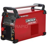 K14169-1 Lincoln Invertec 175TP DC TIG Welder Power Source - 230v, 1ph