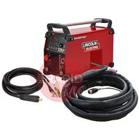 K14169-1P Lincoln Invertec 175TP DC TIG Welder Ready To Weld Package - 230v, 1ph