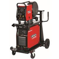 K14172-46-5AP Lincoln Speedtec 505SP Mig Welder Package, with PF-46 Wire Feeder, Ready to Weld, 400v