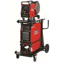 K14172-46-5WP Lincoln Speedtec 505SP Water Cooled Mig Welder Package, with PF-46 Wire Feeder, Ready to Weld, 400v