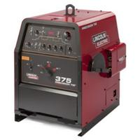 K2623-1AP Lincoln Electric Precision TIG 375 Air Cooled Ready to Weld Package