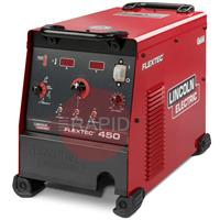 K3065-1 Lincoln Flextec 450 Multi Process Welder 400v 3ph