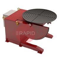LPE1.0 Welding Positioner, 1000kg capacity, 900mm plate, 0.1 to 1.2 rpm, 415v 3ph