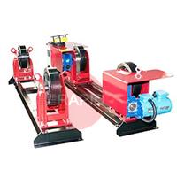 LPP30 Welding Rotators, 30 Ton Capactity, Includes Drive, Idler and Pendant, 415v 3ph