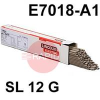 Lincoln-SL12G Lincoln Electric SL 12 G Low Hydrogen Electrodes, E7018-A1-H4R