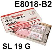 Lincoln-SL19G-SRP Lincoln Electric SL 19 G Vacuum Sealed SRP Pack, Low Hydrogen Electrodes. E8018-B2-H4