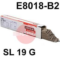 Lincoln-SL19G Lincoln Electric SL 19 G Low Hydrogen Electrodes, E8018-B2-H4