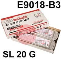 Lincoln-SL20G-SRP Lincoln Electric SL 20 G SRP Low Hydrogen Electrodes, E9018-B3-H4