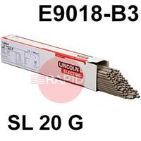 Lincoln-SL20G Lincoln Electric SL 20 G Low Hydrogen Electrodes, E9018-B3-H4