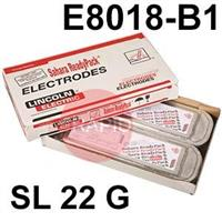 Lincoln-SL22G-SRP Lincoln Electric SL 22 G Vacuum Sealed SRP Pack, Low Hydrogen Electrodes. E8018-B1-H4