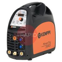 P0615 Kemppi MinarcTig 250 MLP With 4m TTC130F Torch