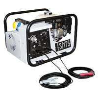 MM3-175 Mighty Midget 3/175 Petrol Welder Generator 175A, 3kVA (230v/110v 1ph AC Aux)