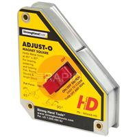 MSA48-HD Adjust-O 75kg Heavy Duty Magnetic Square