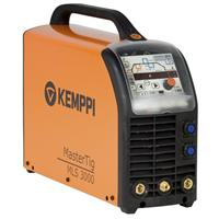 MSTIG-3000MLS Kemppi MasterTig 3000 MLS Power Source with Panel Option, 400v CE 3ph