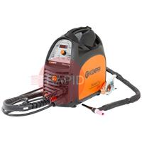 MinarcTig250 Kemppi MinarcTig 250 Ready to Weld Package, Includes Tig torch and Earth Cable, 400v 3Phase