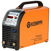 P0109 Kemppi Master 2500 MLS Arc Welder With MEL Basic Function Panel. 400V, 3Ph