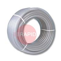 P04030 6mm PVC Braided Hose. 30 Metre Coil.