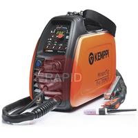 P0642TX Kemppi MinarcTig EVO 200 MLP with 4m TX225G4 Torch, Earth Cable & Gas Hose<font color='blue'> Includes Free European Shipping</font>