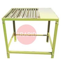 PC600630T Steel Welding Table 600 x 630mm