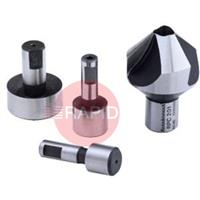 RPCC100 Rotabroach Countersink Kit, including pilots for 14 / 18 / 22mm holes
