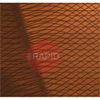 SA2 Safearc Bronze Welding Curtain 1.83m x 1.22m (6ft x 4ft)