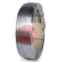 SAER316LCF24 Metrode ER316LCF 2.4mm Diameter Sub Arc Wire for Cryogenic Applications, 25kg Coil, ER316L