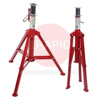 TFS301 Tri Stand Pipe Stand ( Folding ) Base Only