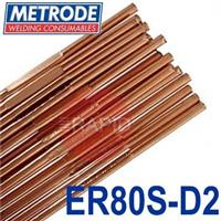 TMNMO Metrode MnMo Low Alloy Tig Wire, 5.0kg Pack, ER80S-D2