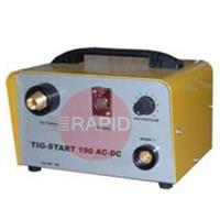 TS190ACDC Tig Start 190 AC/DC Tig Add-On. 230V