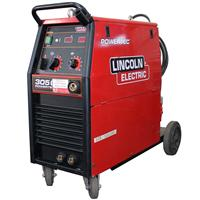 USD-PWTC305C Used Lincoln Powertec 305C Mig Welder