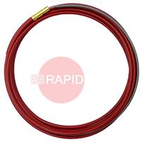 W00645X-RED Kemppi FE Red Wire Liner - 0.9mm - 1.2mm Ferrous