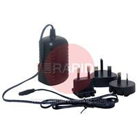 W007485 Kemppi FreshAir Battery Charger with Euro Plug