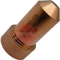 W03X0893-27A Lincoln Electric Contact Tip/Nozzle 40A (Pack of 5)
