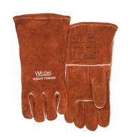 WEL10-2392LH(XL) Weldas Left Hand Only MIG Welding Gauntlets (2 Supplied) - XL