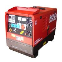 ZX35.37311CV Mosa CT 350 LSX CC/CV - VRD Diesel Engine Driven 350A Welder - Site Ready Package with Wheel Kit & Leads
