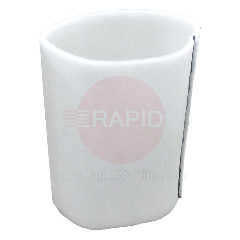 0000100293  Plymovent Removable Filter WRAP/2