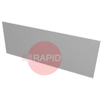 0000100864  Plymovent MDB-COVER/S Grey Cover Plate, 890 x 275mm