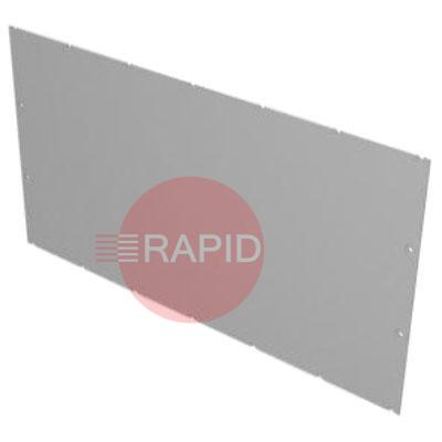0000100867  Plymovent MDB-COVER/2 Grey Cover Plate 1050 x 440mm