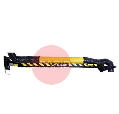 0000101247  Plymovent FlexMax FM-25 Extension Crane 2.5m for KUA or EA Extraction Arms