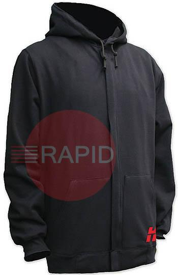01701X  Hypertherm Work Shirt Jersey with zip, Fire Resistant