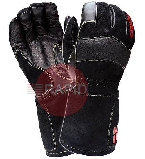 01702X  Hypertherm Hyamp Cutting and Gouging Gloves - Heavy Duty