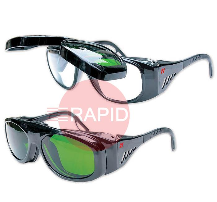 017033  Hypertherm Shade 5 Flip Up Eyeshades