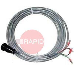0232XX  Hypertherm CNC Interface Cable. For use when divided arc voltage is not required