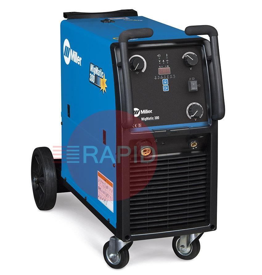 Buy Miller Migmatic 300 Mig Welder Package, 400v 3ph