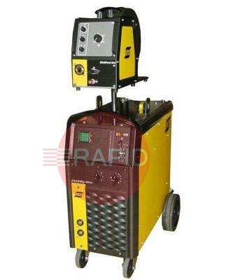 0367937880  ESAB Origo Mig 510 Mig Welder Package with Origo Feed 304 M12, PSF 505 4m Torch & 5m Interconnection, 415v 3ph