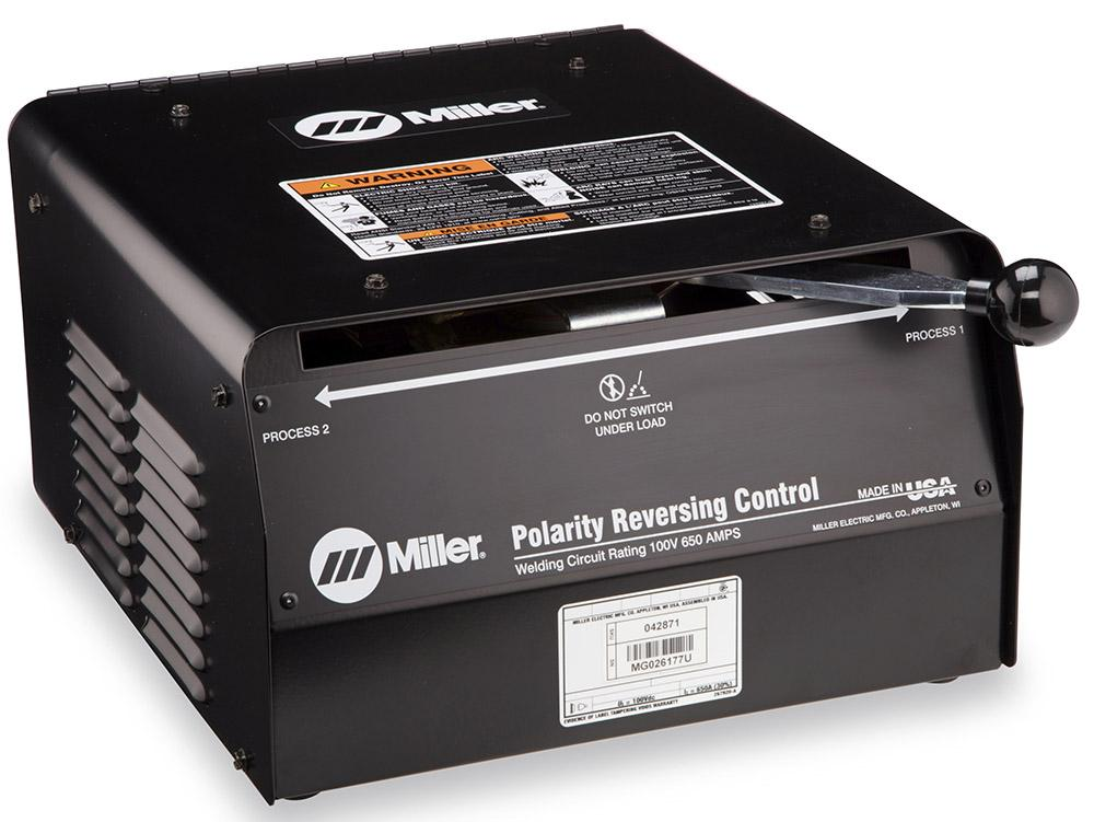 042871  Miller Mechanical Polarity Control Option